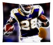 Adrian Peterson 01 - Football - Fantasy Tapestry