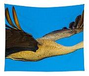 Adult Sandhill Crane Tapestry