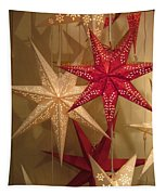 Advent Stars Tapestry