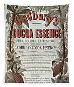 Advertisement For Cadburs Cocoa Essence From The Graphic Tapestry
