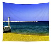 Aegean Lookout Tapestry
