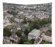 Aerial Chartres Tapestry