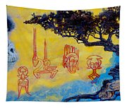 African Dream Tapestry