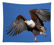 African Fish Eagle Tapestry