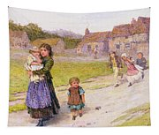 After School Tapestry