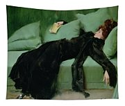 After The Ball  Tapestry