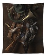 After The Hunt Tapestry