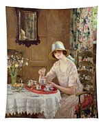 Afternoon Tea Tapestry