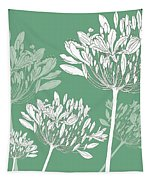 Agapanthus Breeze Tapestry