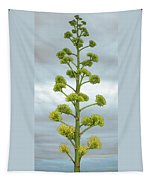 Agave Flower Spike Tapestry