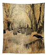 Aged Infrared Tapestry