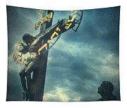 Agfacolor Jesus Tapestry