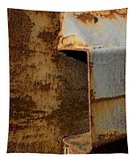 Aging With Rust Tapestry