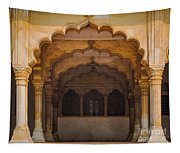 Agra Fort Arches Tapestry