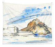 Aguilas 02 Tapestry