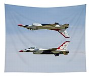 Air Force Thunderbirds Tapestry