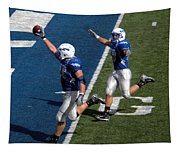 Air Force Touchdown Tapestry