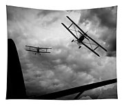Air Pursuit Tapestry