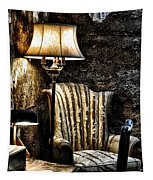 Al Capones Cell Tapestry