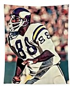 Alan Page Tapestry