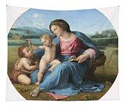 Alba Madonna Tapestry