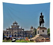 Albert Hall - Jaipur India Tapestry