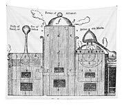 Alchemy: Tower Of Athanor Tapestry