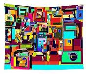 Alef Bais 1a Tapestry
