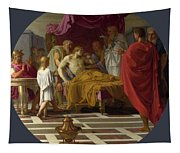 Alexander And His Doctor Tapestry