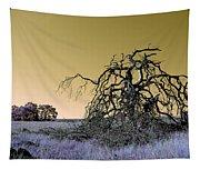 Alien Landscape 2 Tapestry