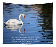 All Gods Creatures Tapestry