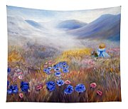 All In A Dream - Impressionism Tapestry