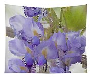 All The Flower Petals In This World 7 Tapestry