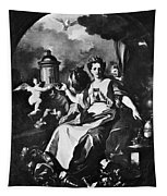 Allegory Of Europe Tapestry