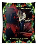 A C  Winterland Bong 6 Tapestry