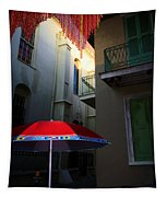 Alley Art Tapestry
