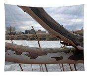Alligator Branch Tapestry