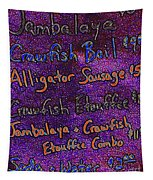 Alligator Sausage For Five Dollars 20130610 Tapestry