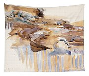 Alligators Tapestry