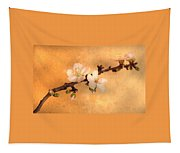 Almond Flowers Tapestry