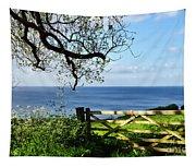 Along The Coastal Path - Lyme Regis Tapestry