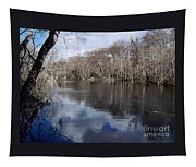 Silver River - Reflections Tapestry