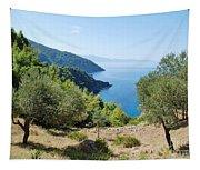 Alonissos Island Tapestry