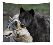 Alpha Couple Tapestry
