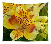 Alstroemerias Flower 1 Tapestry