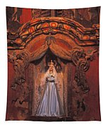 Altar And Madonna Tapestry