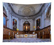 Alter At St Martins Cathedral Tapestry