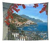 Amalfi Vista Tapestry