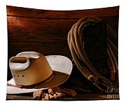 Amarillo By Morning Tapestry