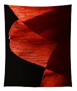 Amaryllis Abstract Tapestry
